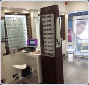 Designer glasses - London - University Vision Opticians - Opticals