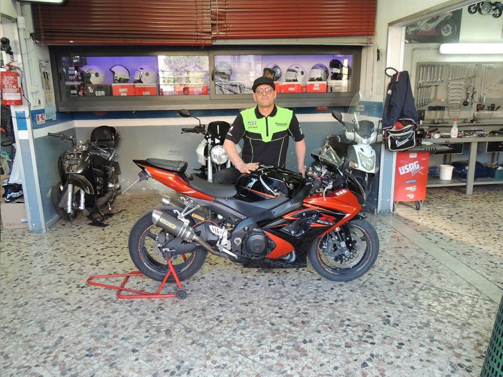 meccanico moto