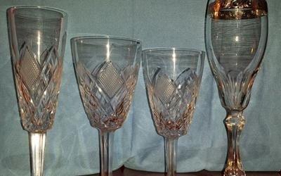restauro bicchieri