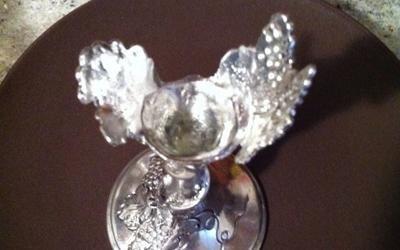 riparazione gambo bicchiere