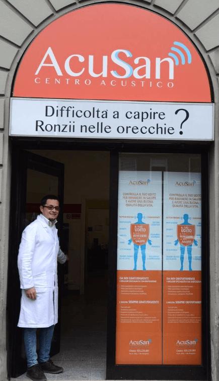 Centro acustico specialistico a Bergamo