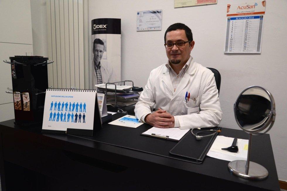 Centro acustico per la vendita di apparecchi per la sordità a Bergamo