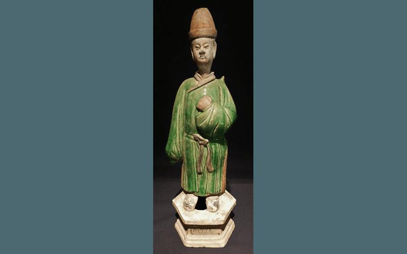 statua imperatore dinastia MING
