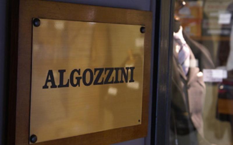 insegna Algozzini