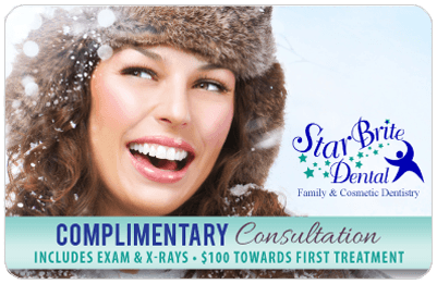 Star Brite Dental Christmas Promo