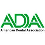 American Dental Association Badge