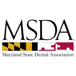 Maryland State Dental Association Badge