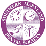 Southern Maryland Dental Society Badge