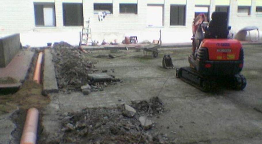 demolizione e smaltimento