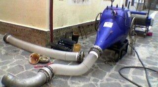 vioeo ispezione tubazioni