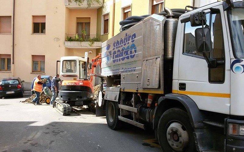 impianti fognari a Catanzaro