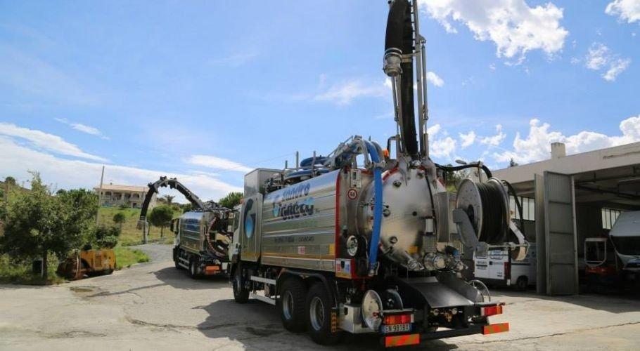 depurazione di acque reflue