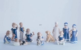 10 figurine royal copenaghen