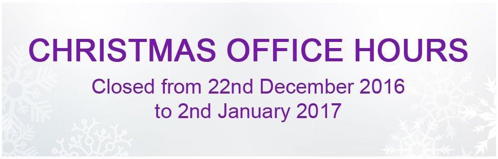 The Towbar Man (South) Ltd Christmas Hours 2016