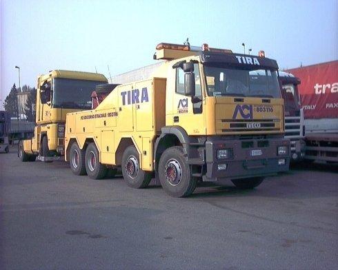mezzi pesanti, mezzi per soccorso, mezzi per trasporto veicoli