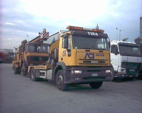 soccorso stradale per camion, traino mezzi pesanti, soccorso per pulmini