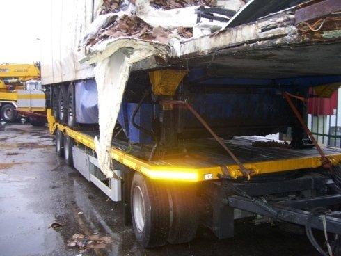 trasporto mezzi, recupero mezzi sinistrati, sollevamento tir
