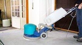 macchine per pulizie edili