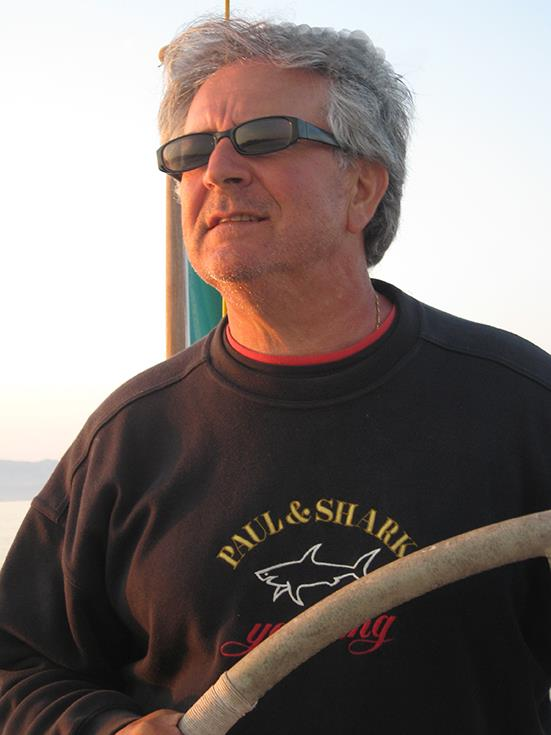 Il Presidente Claudio Sacchi