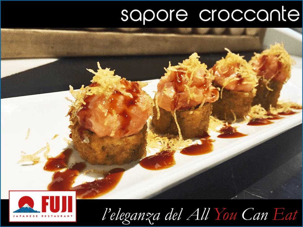 Fuji fry roll