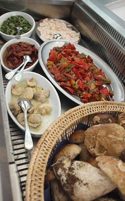 ristorante villa cupido