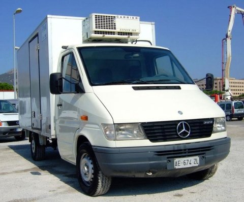Mercedes 312 CDI Frigo