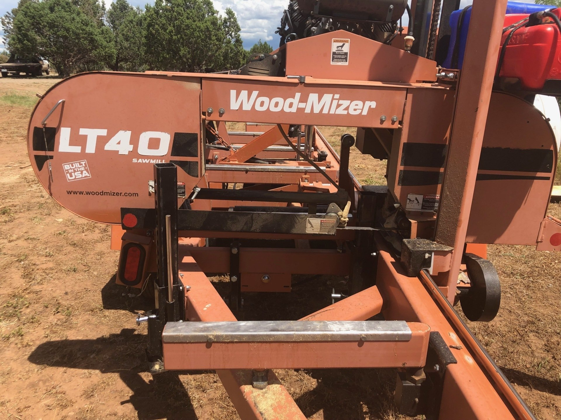 Used Sawmills For Sale | usedsawmills com