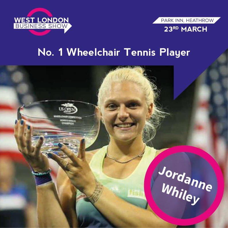 Jordanne Whiley