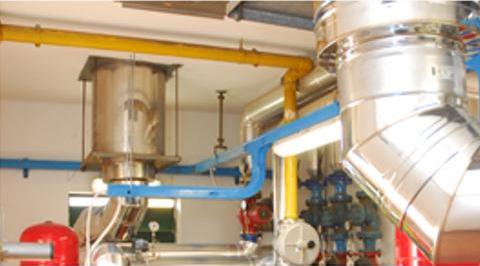 Manutenzione riscaldamento impianto centralizzato