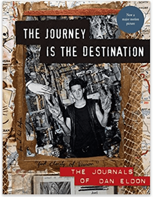 The Journey is the Destination Journal