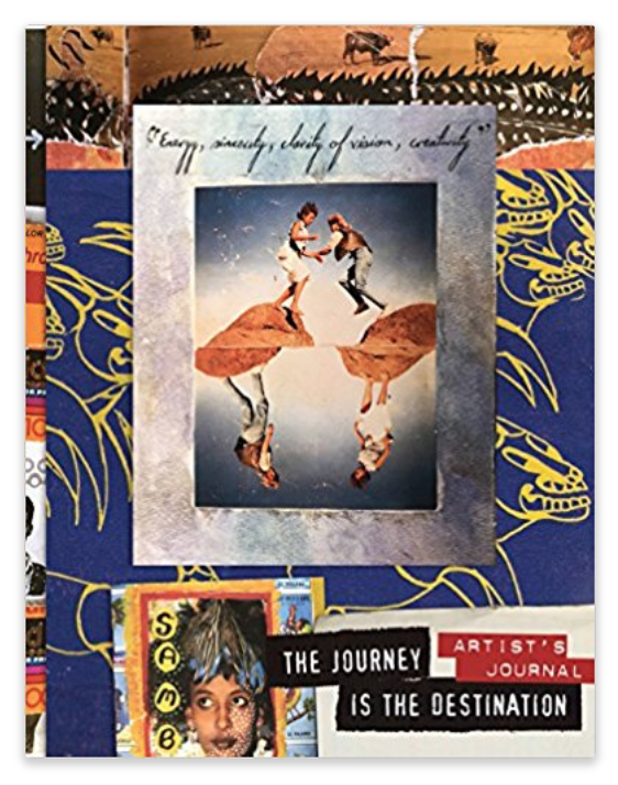 The Journey is the Destination Artist's Journal