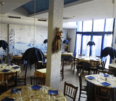 ristorante in passeggiata mare, ristorante con terrazza, forno legna