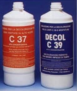 C 37 decolorante