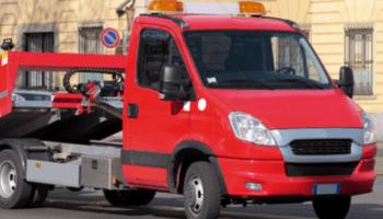 carro attrezzi, soccorso stradale, auto incidentata