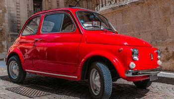 auto d'epoca, restauro, fiat 500