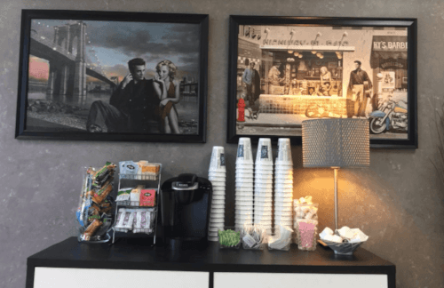 Tampa Carry Tampa Location Coffee bar