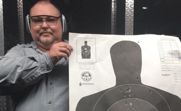 Private gun training