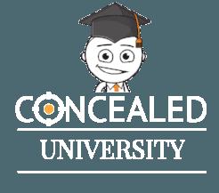 Concealed University Logo