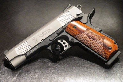 Private Range Training Smith and Wesson 1911 E class