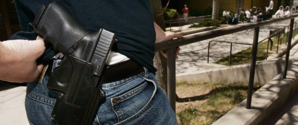 Virginia Concealed Carry Online