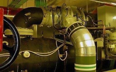 Revamping su impianto refrigerazione