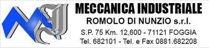 Meccanica Industriale Romolo Di Nunzio - Logo