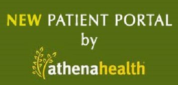 New patient portal by athena health