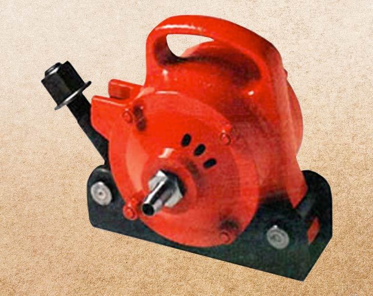 QR Mounting Vibration Options