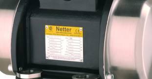 Netter Vibration Models