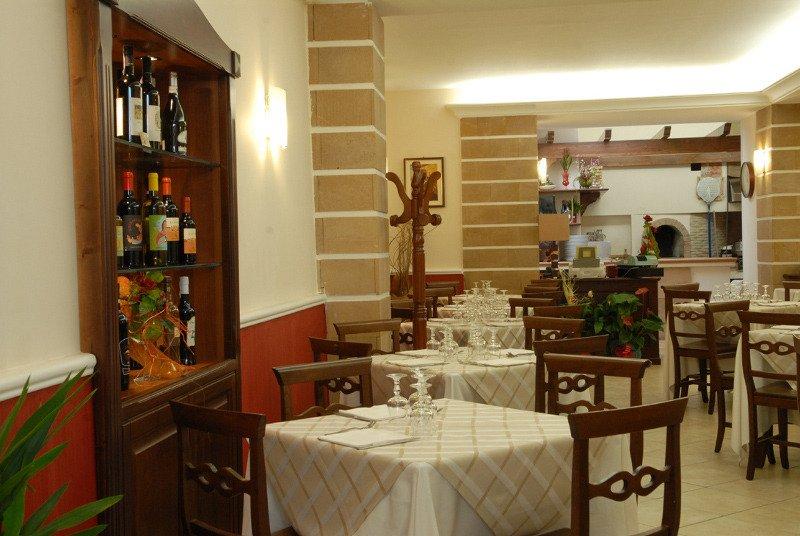 sala di ristorante