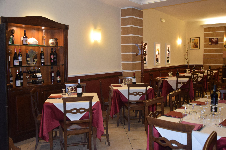 foto sala di un ristorante