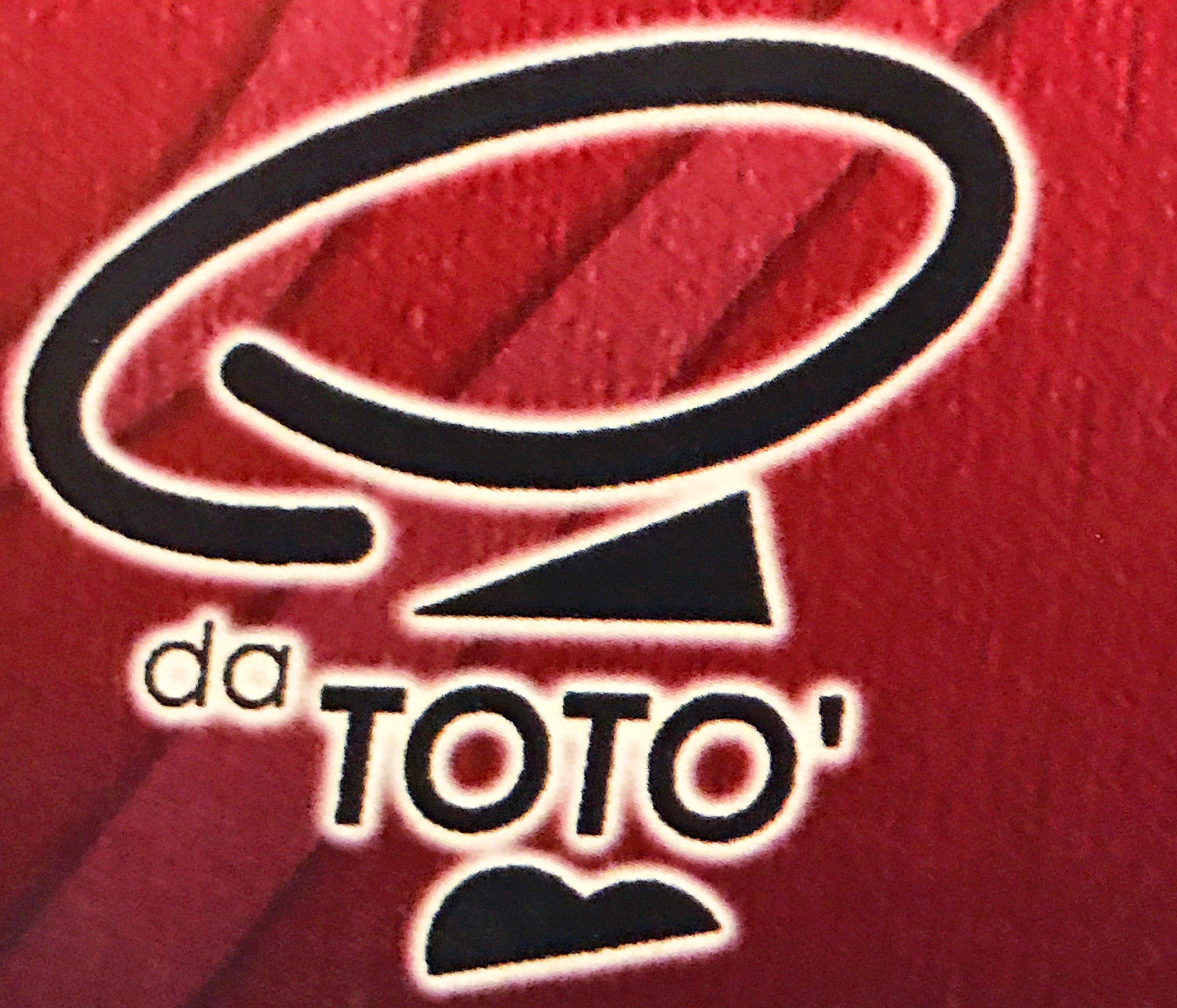 Ristorante Pizzeria da Toto' - Logo