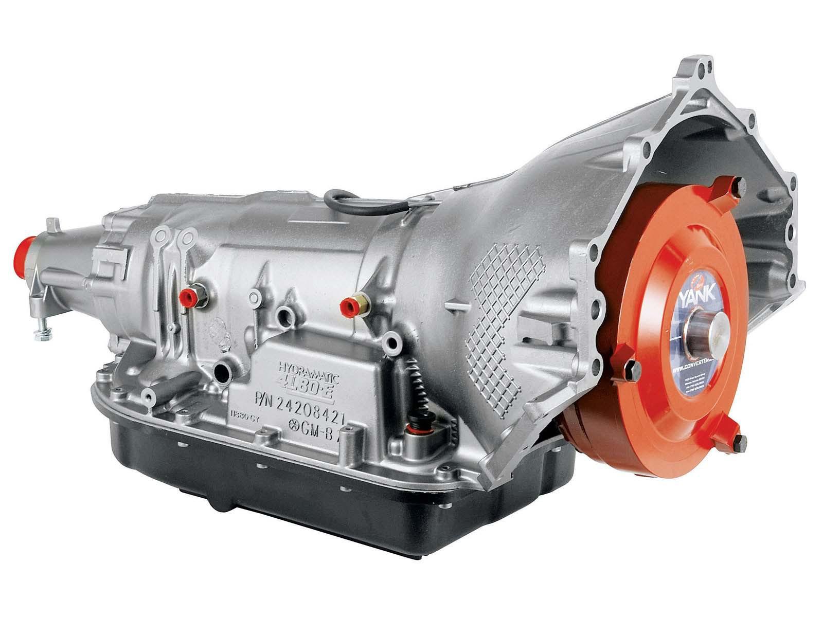 image de transmission automatique neuve