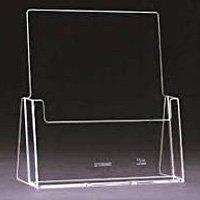 acrilix plastics a4 brouchure stand